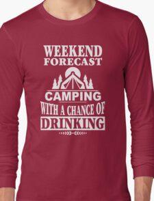 Weekend Forecast Long Sleeve T-Shirt