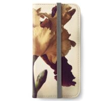 Two-Tone Iris iPhone Wallet/Case/Skin