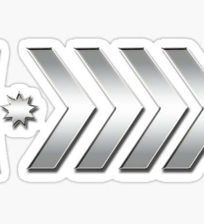 Silver Elite Master CSGO Rank Emblem Sticker