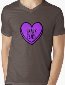 Smark Tears Mens V-Neck T-Shirt