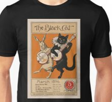 Artist Posters The Black Cat March 1896 0997 Unisex T-Shirt