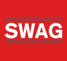 SWAG - Run Dmc Style Kids Tee