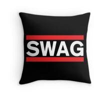 SWAG - Run Dmc Style Throw Pillow