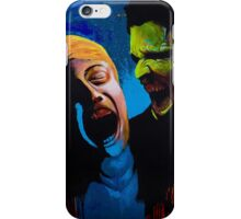The Clash - Zombie Painting iPhone Case/Skin