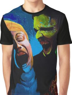 The Clash - Zombie Painting Graphic T-Shirt