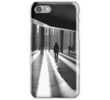 Light & Shadow, Melbourne Convention Centre iPhone Case/Skin