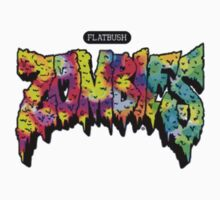 Flatbush Zombies One Piece - Long Sleeve