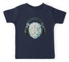 Mind Music Connection Kids Tee