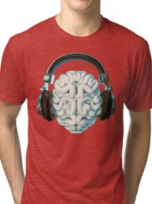 Mind Music Connection Tri-blend T-Shirt