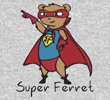 Super Ferret One Piece - Long Sleeve