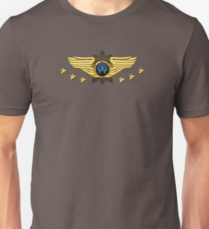 Supreme Master First Class CSGO Rank Emblem Unisex T-Shirt