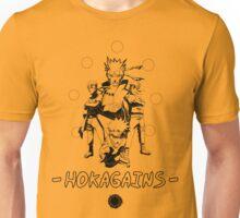 Hokagains - Black Unisex T-Shirt
