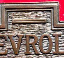 Chevrolet Sticker