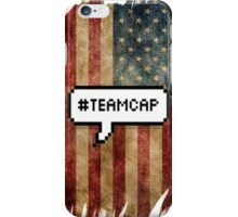 Team Cap iPhone Case/Skin