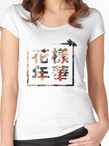 BTS YF x TMIML 03 Women's Fitted Scoop T-Shirt