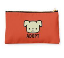 Adopt (Paw Print) Studio Pouch
