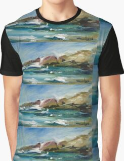 Seascape  Graphic T-Shirt