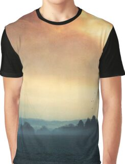 Layers of Silence Graphic T-Shirt