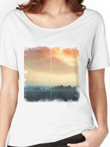 Layers of Silence Women's Relaxed Fit T-Shirt
