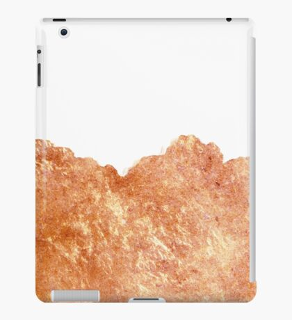 Rose Gold Rush #redbubble #lifestyle iPad Case/Skin