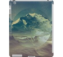 Mount Aeron iPad Case/Skin