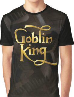 Goblin King Graphic T-Shirt