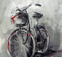 Someone's bike by Ivana Pinaffo