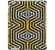 Retro Glam Geometrico iPad Case/Skin