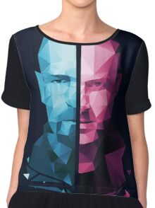 Breaking Bad - White/Pinkman Chiffon Top