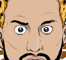 WWE Enzo Amore and You can't teach that Sticker