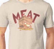 Meat block Unisex T-Shirt