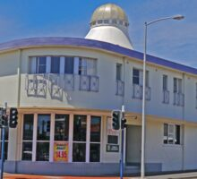 Lighthouse Hotel, Ulverstone, Tasmania, Australia Sticker