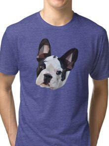 French Bulldog Love Tri-blend T-Shirt