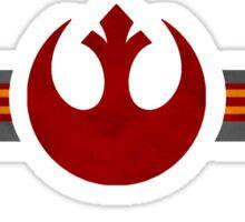 Rebel Alliance Banner Sticker