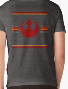 Rebel Alliance Banner Mens V-Neck T-Shirt