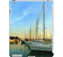 Sailing in Greece iPad Case/Skin