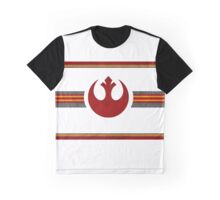 Rebel Alliance Banner Graphic T-Shirt