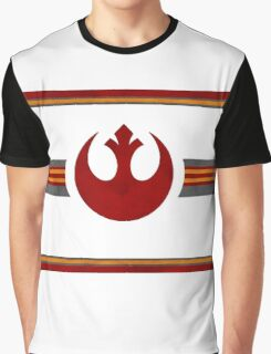Rebel Alliance Banner Graphic T-Shirt