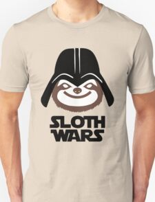 Sloth War Unisex T-Shirt