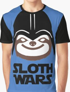Sloth War Graphic T-Shirt