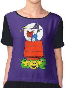 Snoopy Magic Potions Chiffon Top