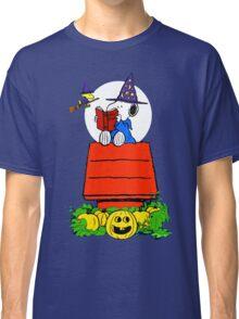 Snoopy Magic Potions Classic T-Shirt