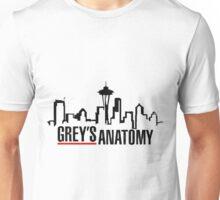 GREYS ANATOMY MERCH Unisex T-Shirt