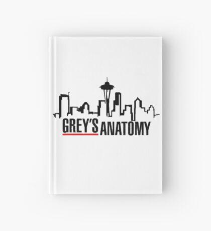 GREYS ANATOMY MERCH Hardcover Journal