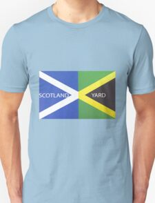 Scotland Yard  Unisex T-Shirt