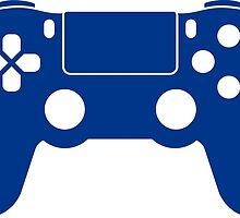 Playstation 4 Controller v1 by Sean Middleton