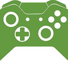 Xbox One Controller v1 by Sean Middleton