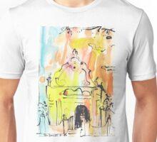 Groote Kerk, Galle Fort Unisex T-Shirt