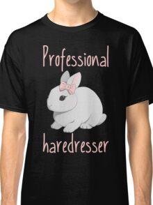 Haredresser Classic T-Shirt