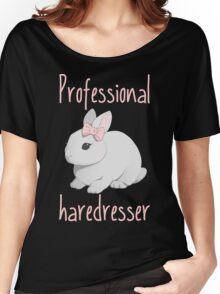 Haredresser Women's Relaxed Fit T-Shirt